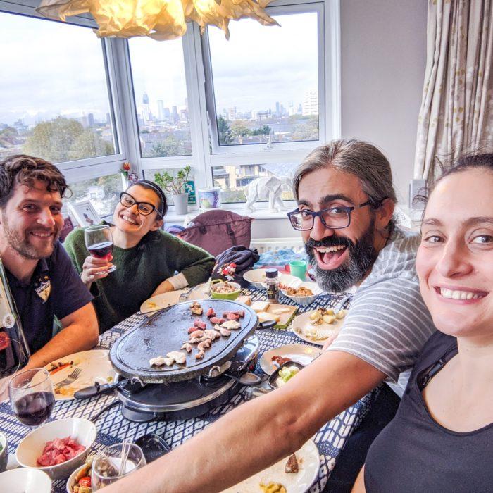 Ep. 8 – Hoje somos 6! (com os maridos, João Pescada e Nuno Coelho)